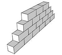 Калькулятор стен керамзитобетона цементный раствор для наружных работ пропорции