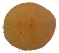 Песок в составе бетона